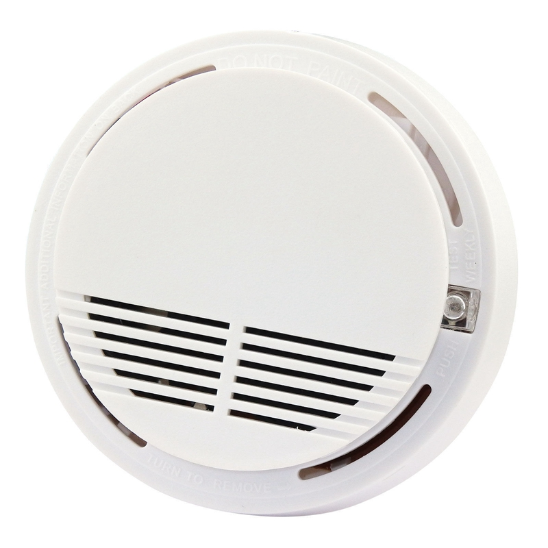 DC9V Battery Operation Stand Alone Independent Smoke Detector 2