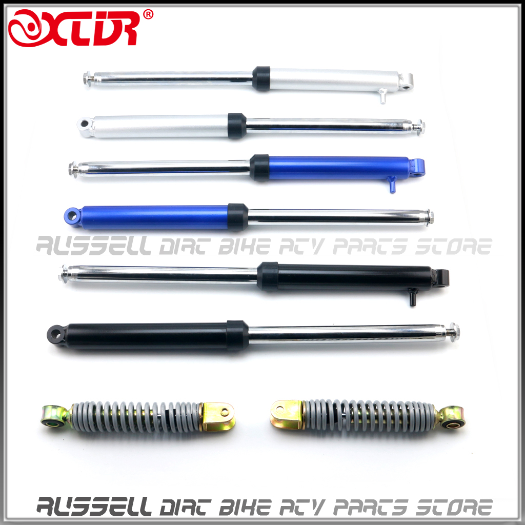 PW50 Front Rear Absorber Shock Forks Springs Suspension For Yamaha PW50 PY50 PEEWEE 50cc PW PY