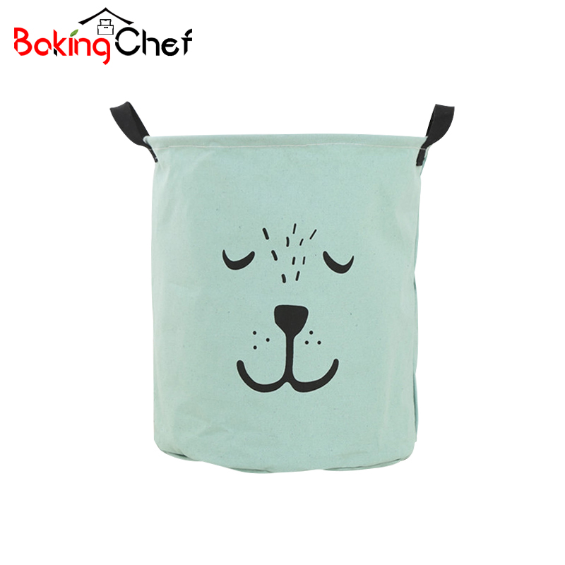 BAKINGCHEF Household Storage Laundry Basket Bathroom Underwear Clothing Sundries Boxes Bins Home Organization Gear Accessories