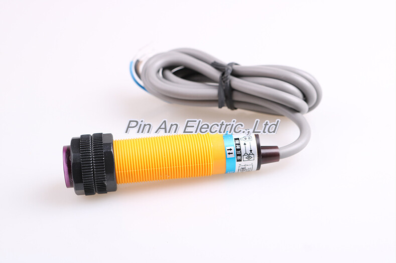 E3F-DS10P1 6-36VDC 10cm Sensor PNP NO 3 Wires Photoelectric Switch diffuse reflection платье giorgio armani платья и сарафаны приталенные