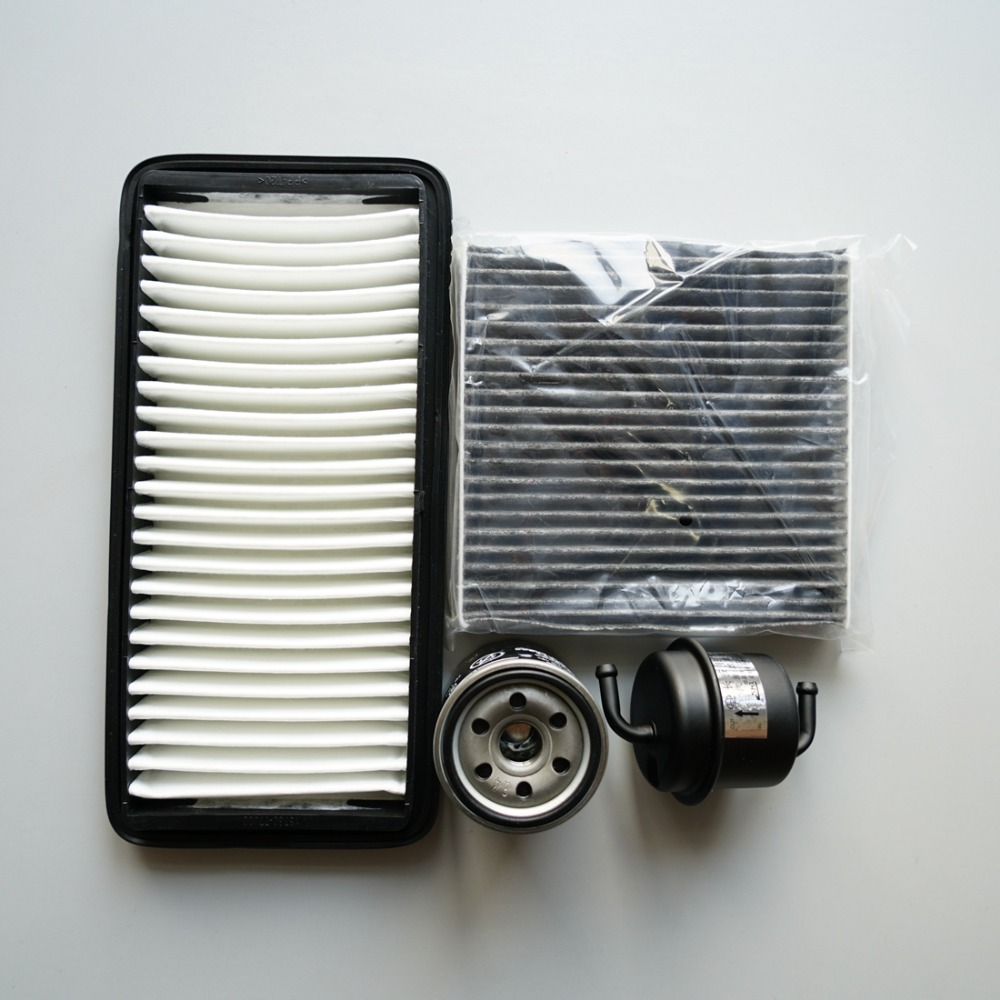 Buy Set Filters For Suzuki Swift 13 Air Cabin Filter Ac Daihatsu Sirion Condition Gasoline Oil From Reliable Suppliers On