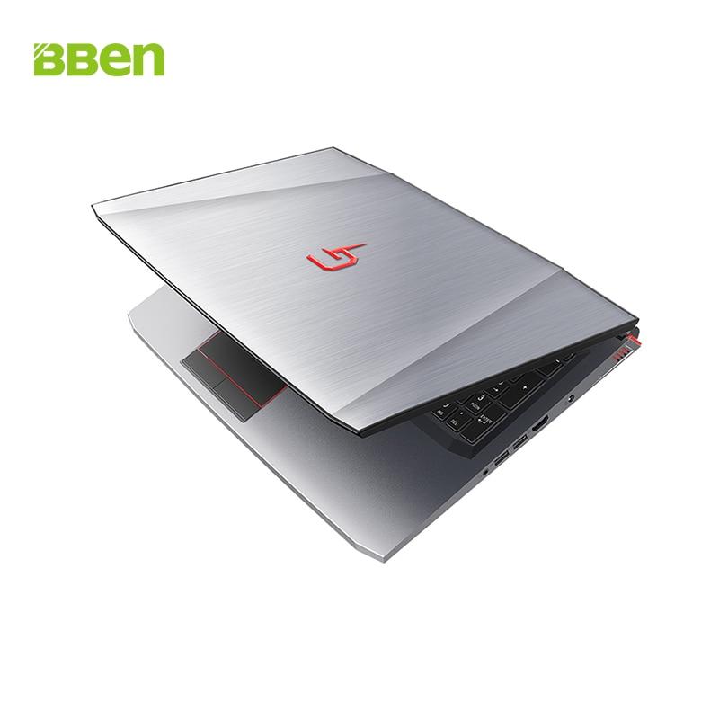 BBen G16 Windows 10 Laptop NVIDIA GTX1060 GDDR5 Intel i7 7th Kabylake WiFi BT4 0 IPS BBen G16 Windows 10 Laptop NVIDIA GTX1060 GDDR5 Intel i7 7th Kabylake WiFi BT4.0 IPS Screen Backlight Keyboard Gaming Computer