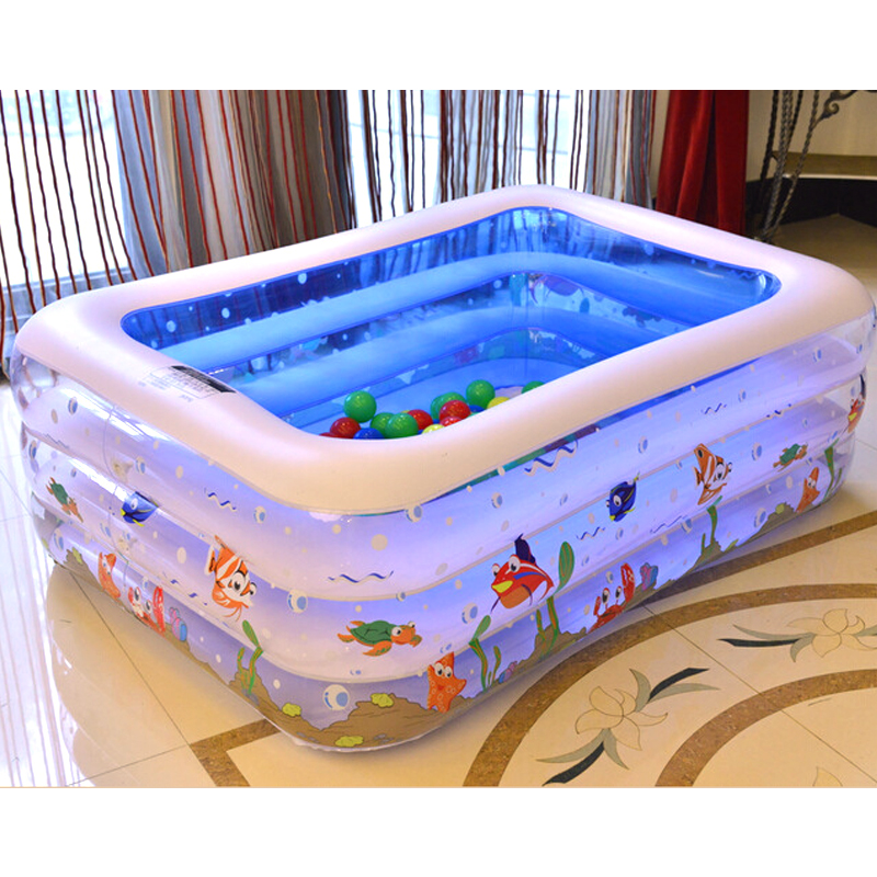 High quality children 39 s home use paddling pool large size for Big paddling pool