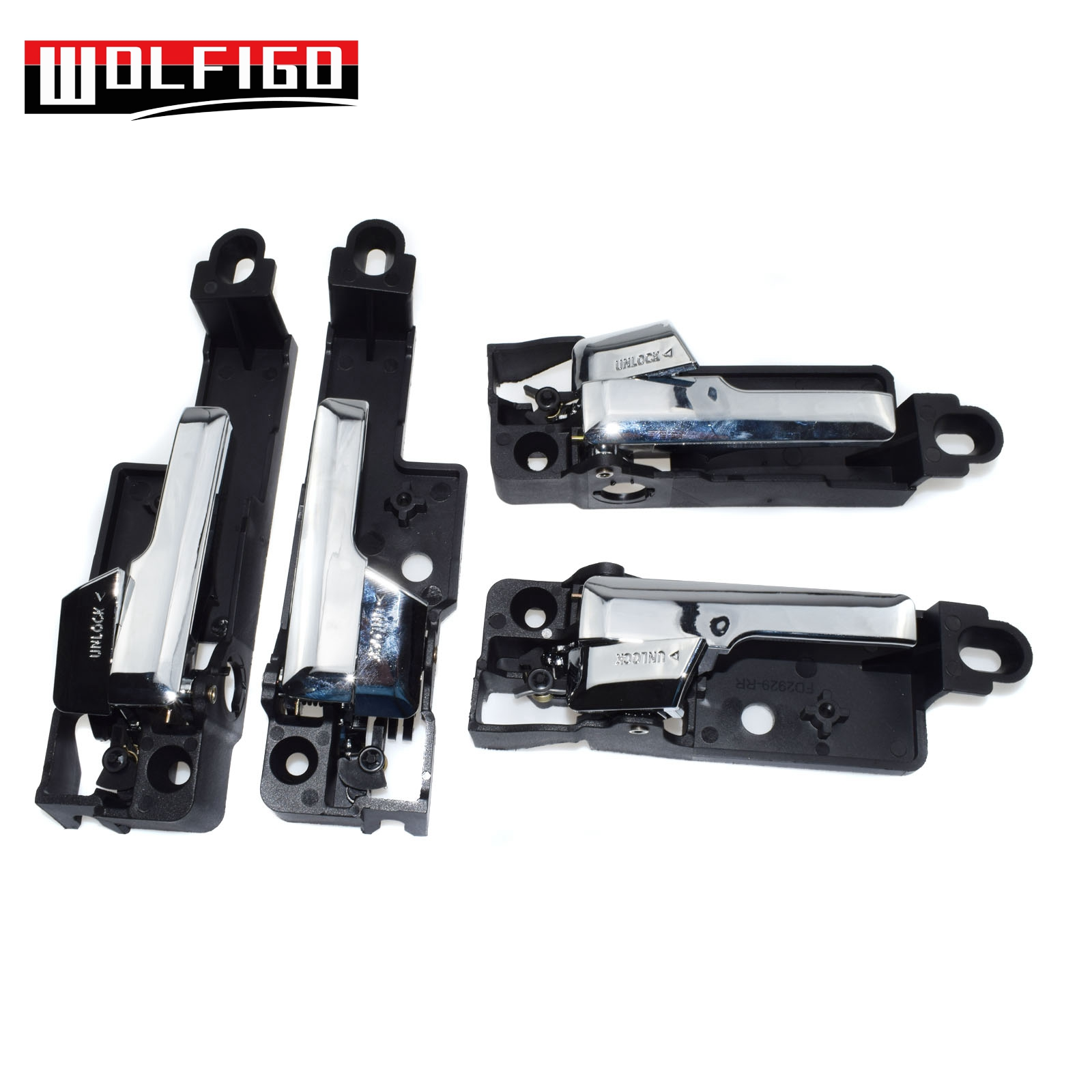 small resolution of car truck parts for ford fusion mercury milan 2006 2011 lincoln inside door handle rear right