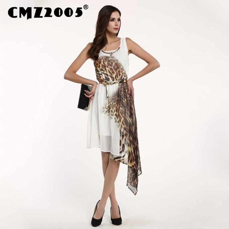 Hot Sale Damenbekleidung Hochwertiger Leopardenmuster Ärmellose Mode - Damenbekleidung - Foto 1