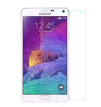 Note4 Explosion-proof 0.3mm Noto 4 Tempered Glass For Samsung Galaxy Note 4 N9100 Screen Anti Shatter Protector Film Guard Safe