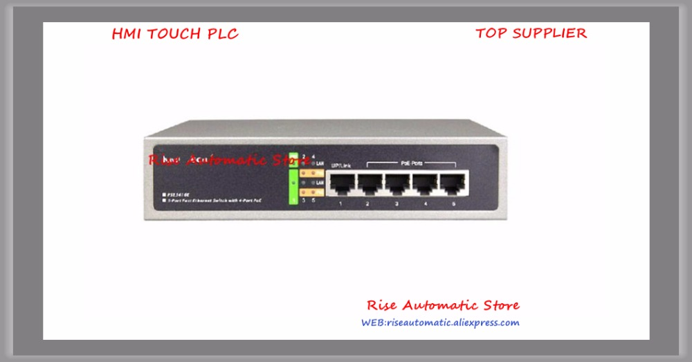 4-port Switch Work Power Port Power PSE5416E POE Switch Modules 100% test good quality цена