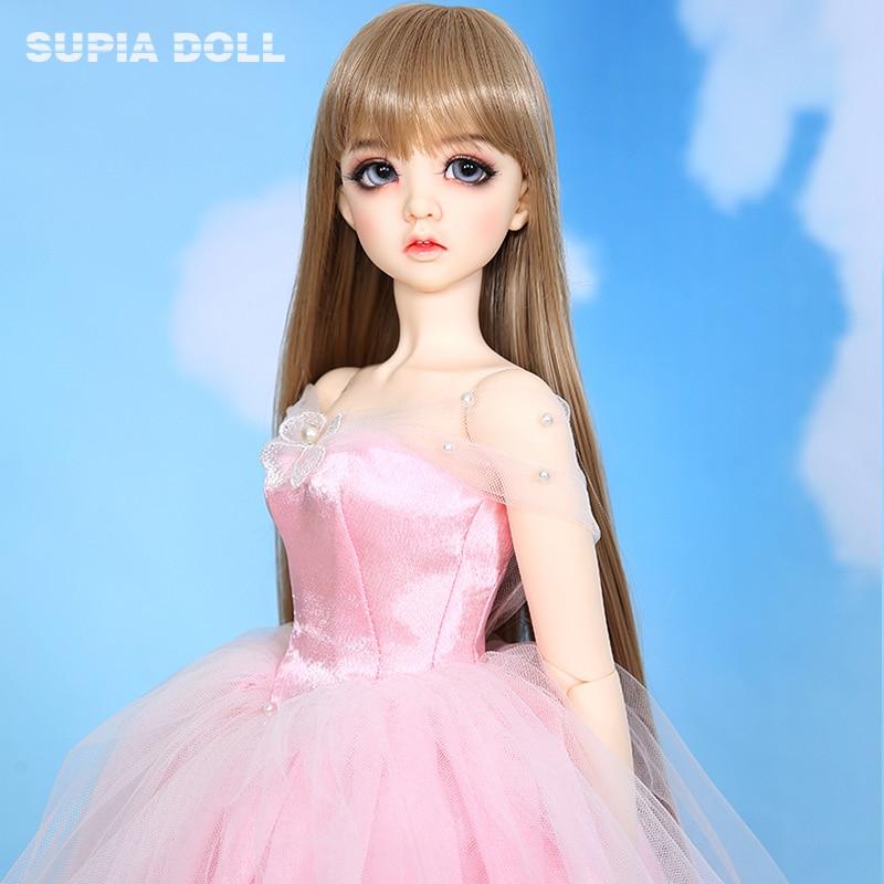 doll bjd sd Fairyland Feeple 60 Cilin siut fullset FL 1/3