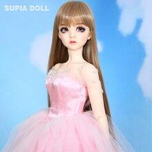ad7c86781b BJD SD Dolls Supia doll Emma Fullset 1 3 Resin Figure Body Model Baby Toys