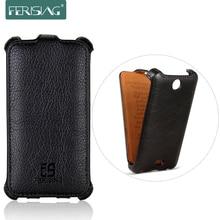 Ferising Для Nokia 430 Case Флип кожаный Чехол для Microsoft Lumia 430 Личи Телефон Случаях Мобильный Телефон Protact Мешок P001