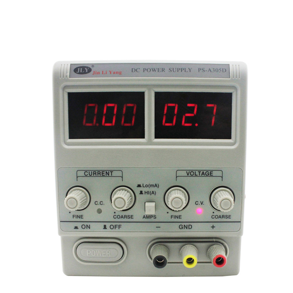 Power Supply Maintenance Adjustable DC Regulated Power Supply 30V5A laptop Repair Electric Meter Sliding Type Voltage StabilizerPower Supply Maintenance Adjustable DC Regulated Power Supply 30V5A laptop Repair Electric Meter Sliding Type Voltage Stabilizer