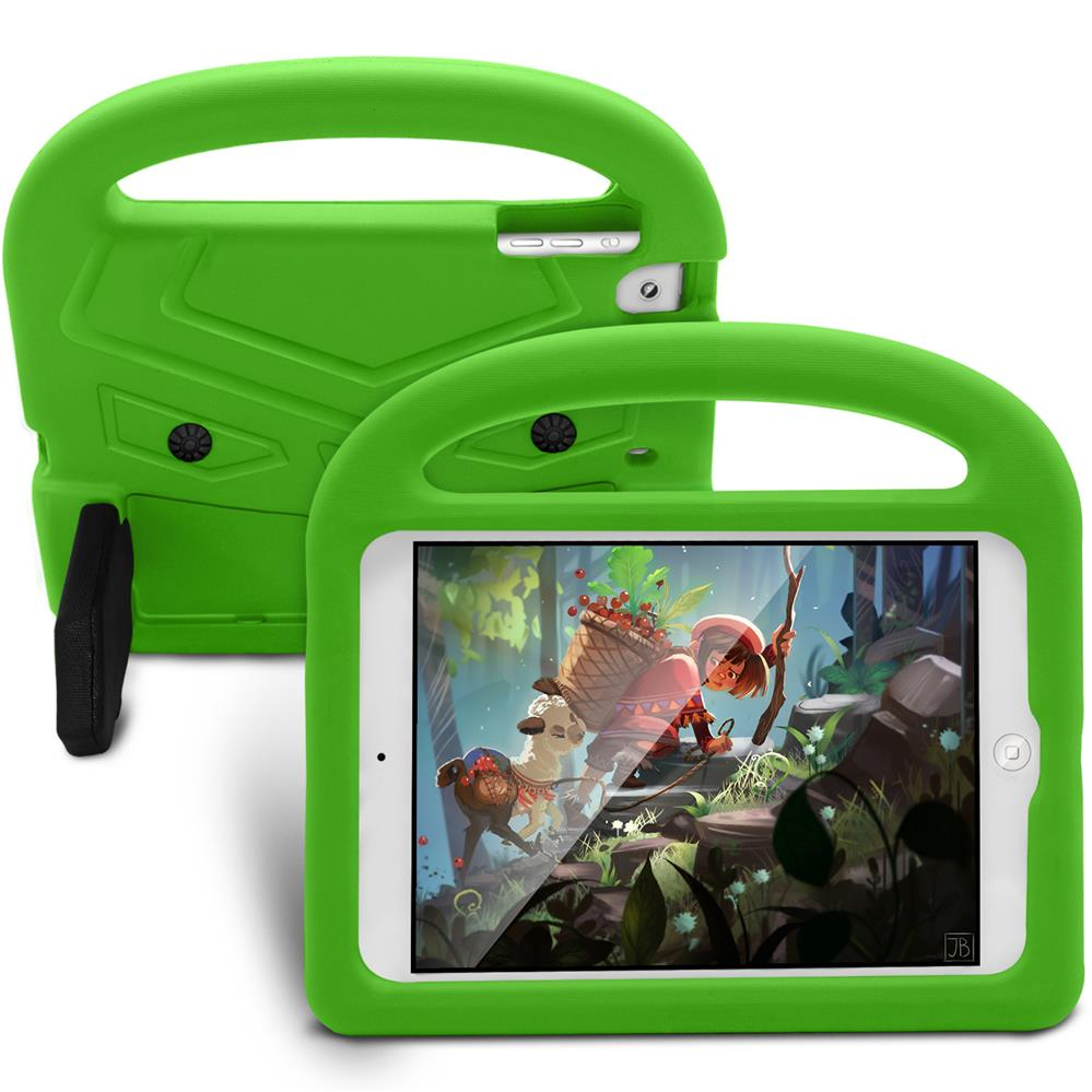 XSKEMP For Kindle fire 7 2015 Kids Child Protective Skin Safe EVA Rubber Handle Stand Tablet Case Cover 7 inch with Pen Stylus image