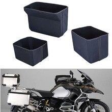 Мотоцикл сзади Чемодан коробка внутренний контейнер Хвост случае багажник сторона сума внутренний мешок для BMW R1200GS LC/ADV 2013-2017