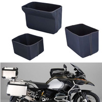 Motorcycle Rear Luggage Box Inner Container Tail Case Trunk Side Saddlebag Inner Bag for BMW R1200GS LC/ADV 2013 2017
