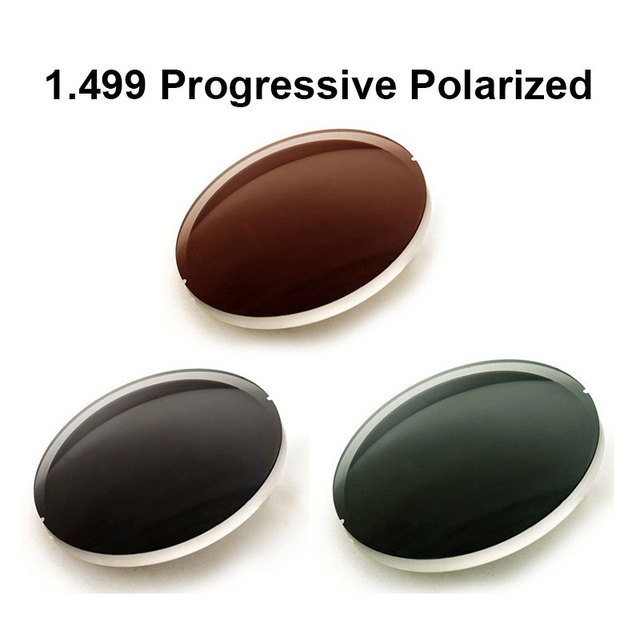 c90d739e95 BAONONG 1.499 Polarized Progressive Lenses Prescription Polarize Optical  Lenses