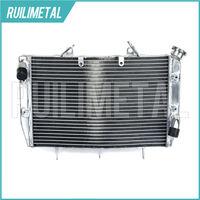 Yeni CNC Motosiklet Yüksek Kaliteli Alüminyum Soğutucu Yedek Çekirdek soğutma radyatör yamaha yzf r6 2006 2007 06 07 sıcak için satış