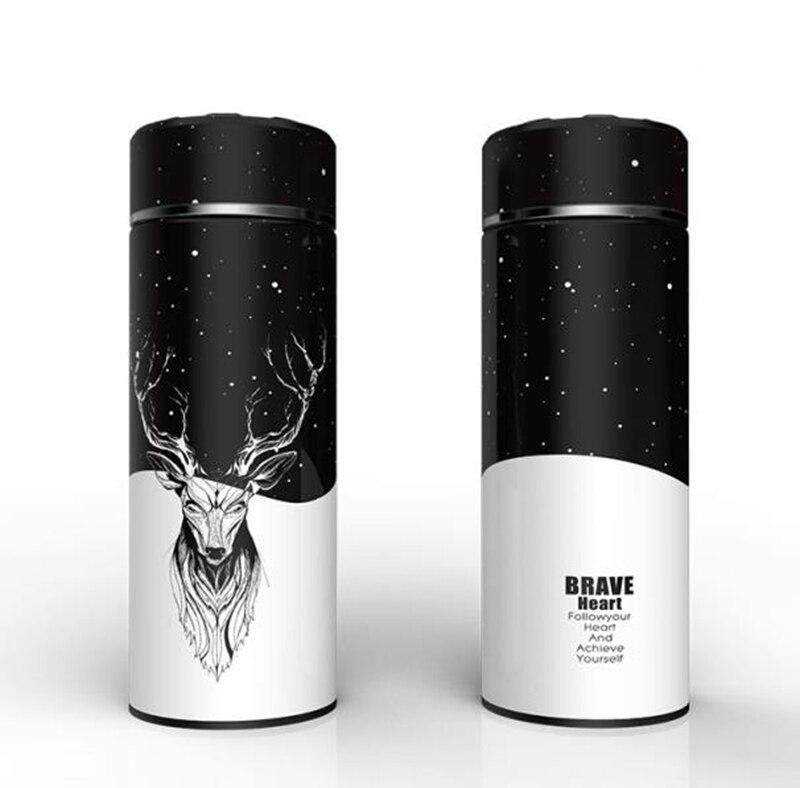 Kubek z jeleniem - prezent dla kawoszy