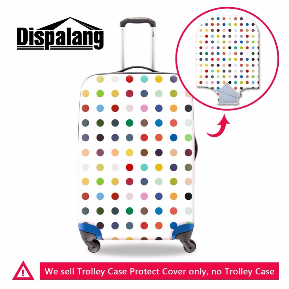 Compare Prices on Polka Dot Luggage- Online Shopping/Buy Low Price ...