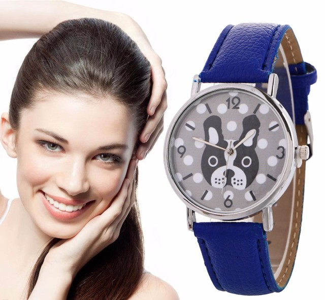 Women's Multicolor Animal Patterned Quartz Watches