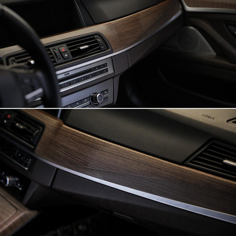 car interior decor sticker teak texture mahogany wood. Black Bedroom Furniture Sets. Home Design Ideas