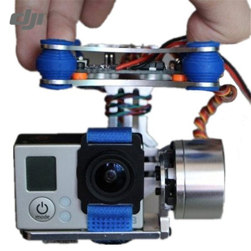 DJI Phantom FPV Racing 2 Axis Brushless Gimbal For GoPro 3 Camera Drone RC Quadcopter With Controller f04305 sim900 gprs gsm development board kit quad band module for diy rc quadcopter drone fpv
