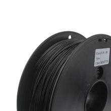 Wimpel de filamento de nylon 1.75mm, 0.03mm escolha 3d nylon preto branco cor 3d filamento de nylon pa 1 kg carimbo filo filamento 3d
