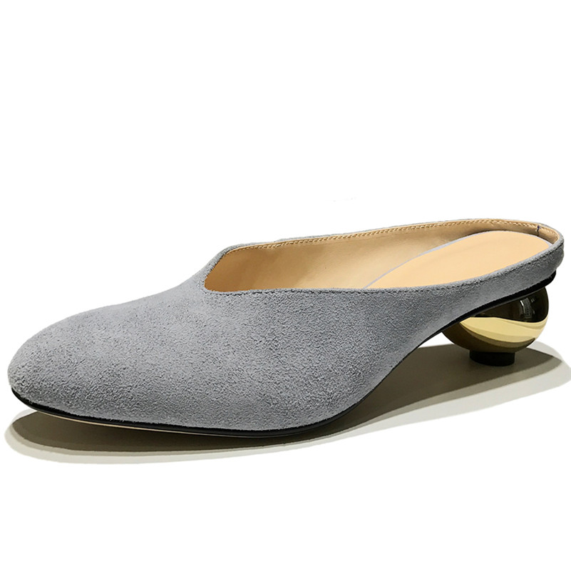 En Femme Cow Cuir Mariage yellow Leather Fedonas Confort De Suede Talons Femmes Dames Gray Pompes Hauts Chaussures Casual Kid Sexy Véritable 0OPwkn