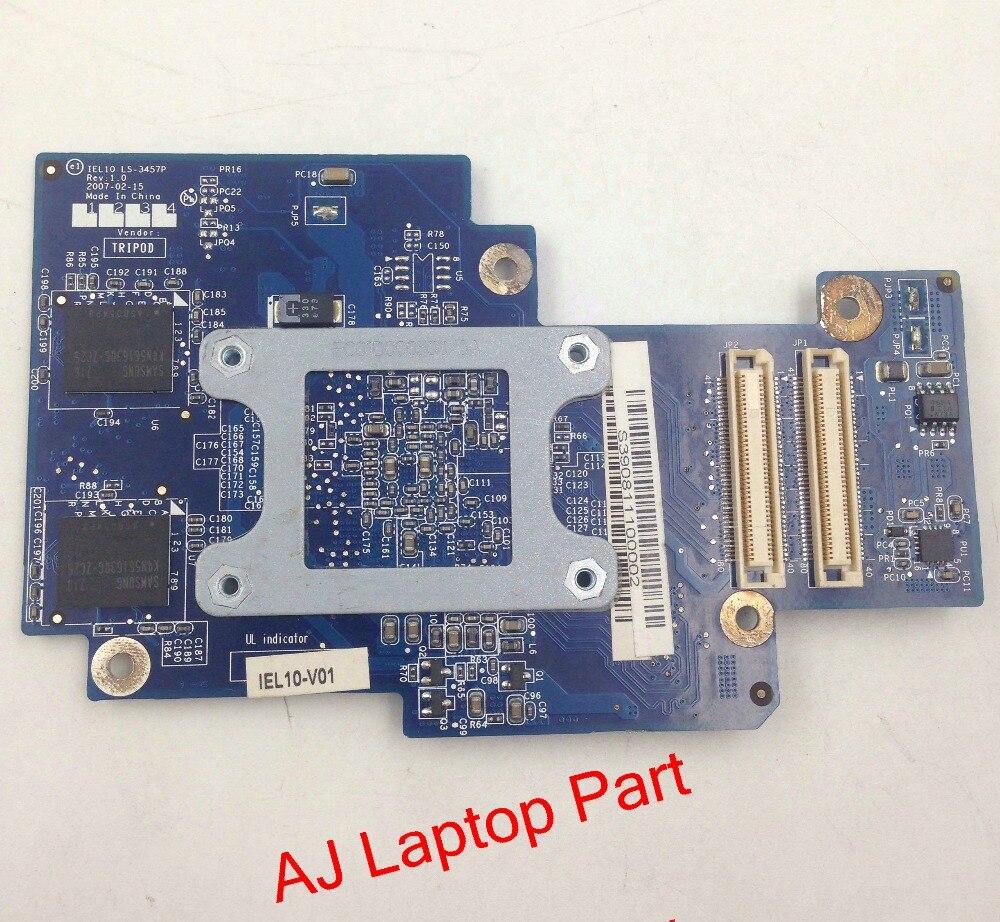 original FOR Lenovo F40 F40A F40M F41 F41M F41A VGA video card board LS 3457P
