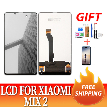 5.99 Display For XIAOMI Mix 2/MI Mix LCD and Touch Screen Digitizer with frame Snapdragon 835 MI MIX 2 LCD MIX2 lcd Assembly image