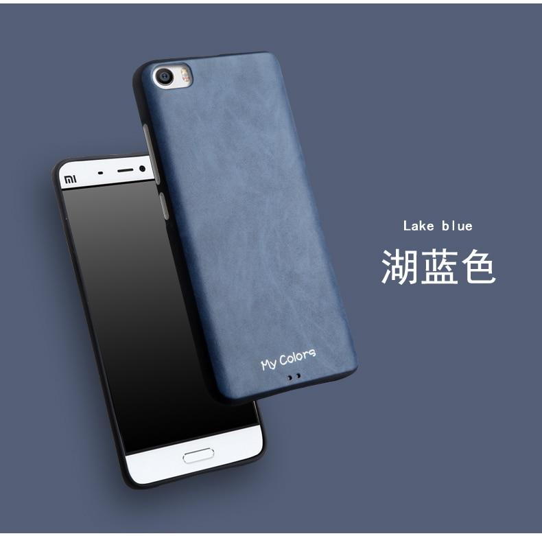 for Xiaomi Mi5 Case Original Brand Protective Cover Case for Xiaomi Mi 5 mi5 Cases Luxur ...