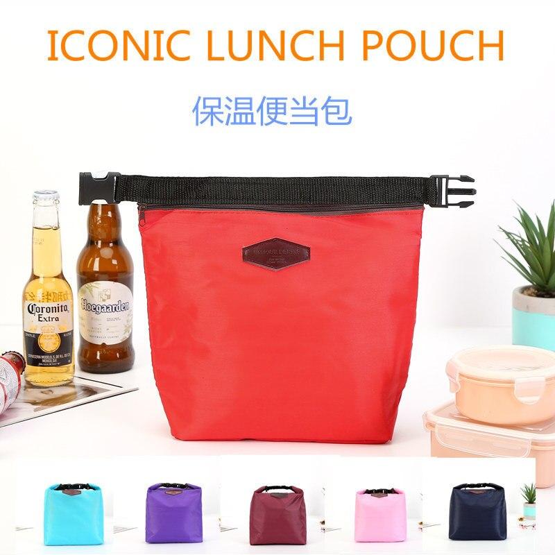 Portable Waterproof Oxford font b Cooler b font font b Bag b font Functional Insulated Lunch