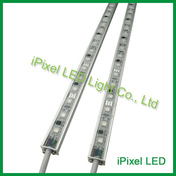 DC12V digital UCS1903 addressable aluminium housing led rigid bar strip