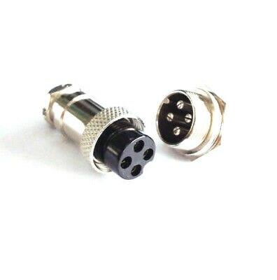60 x Connettori Terminali Piatti 1-2-3-4-6-8 Pin Nuovo