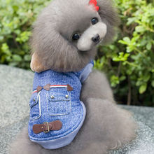 new autumn and winter fashion Dog Leather Buckle Casual Hoodies Jacket Cotton+Velvet Material Pet Clothes Coat