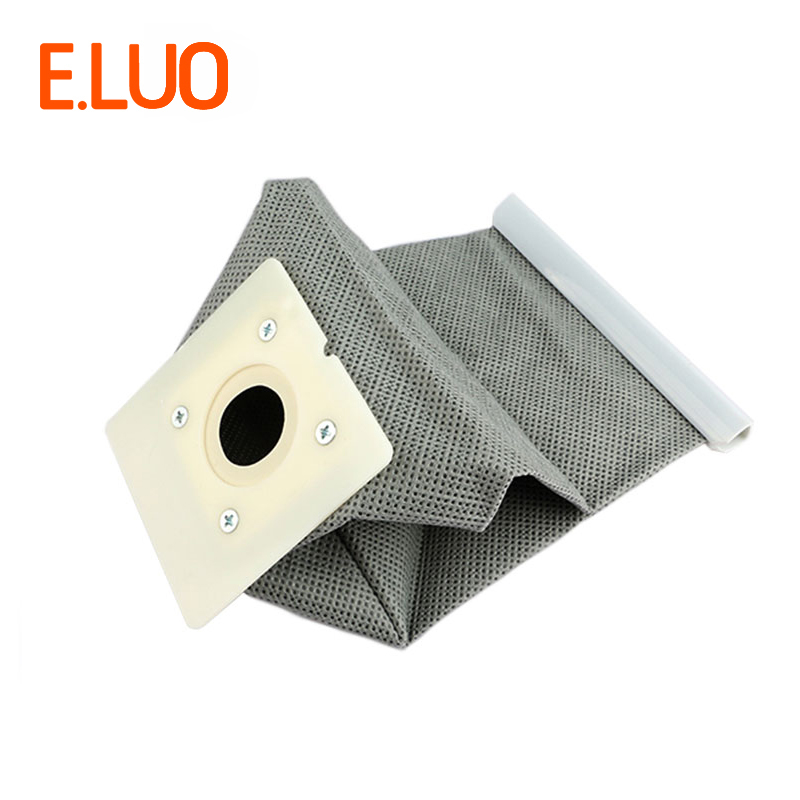 Washable Reusable Non Woven Filter Dust Bags ZR0049 ZR0007 Vacuum Cleaner Bags For Vacuum Cleaner Accessories Parts Replacement