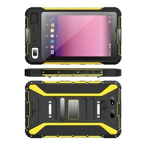 Image 3 - UNIWA V810 8 بوصة IPS 2in1 اللوحي LTE ثماني النواة أندرويد 7.0 وعرة اللوحي الهاتف المحمول 2G 16GB الهاتف المحمول IP67 مقاوم للماء NFC
