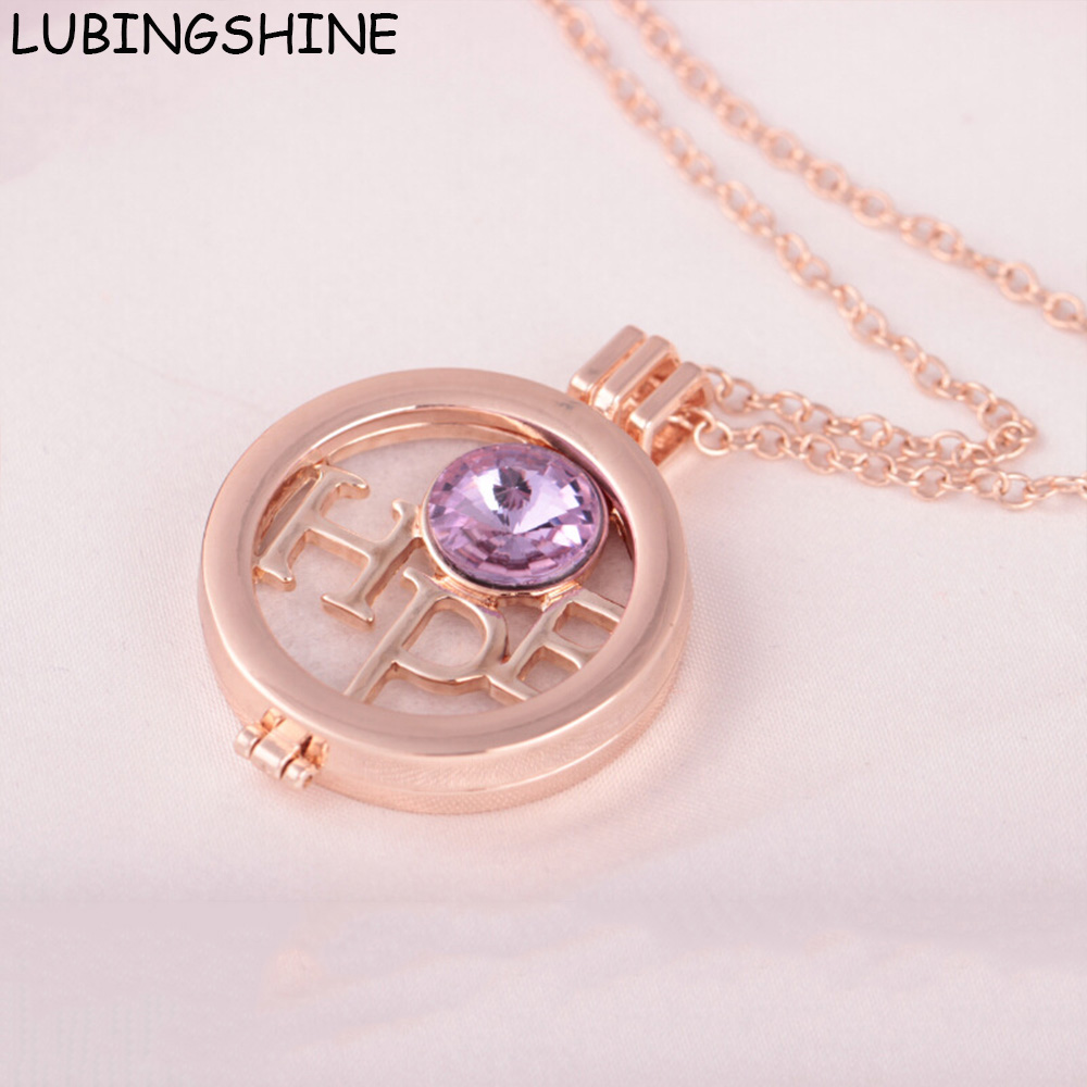 LUBINGSHINE Women Chain Necklaces Geomets