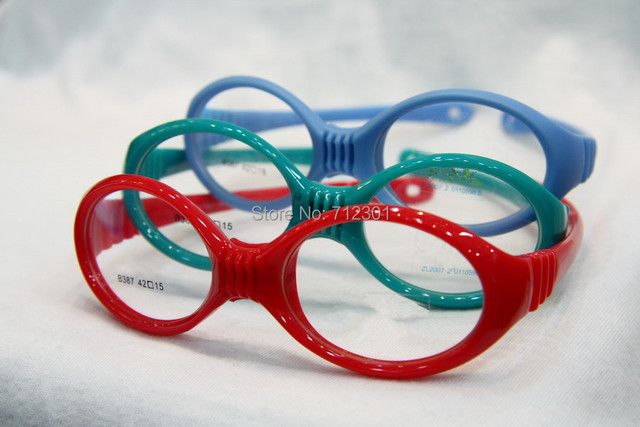 Miraflex Style sem parafusos crianças óculos TR90 bebês óculos Kid Durable armação  óculos infantil segurança Plastic a76368cd54