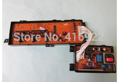 Free shipping 100% tested for Rongshida washing machine board cwm956-a motherboard computer program control on sale free shipping for acer tmp453m nbv6z11001 ba50 rev2 0 motherboard hm77 tested