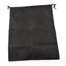 49*40cm Portable Travel Motorcycle Bike Drawstring Helmet Bag Storage Pocket Drop Shipping Wholesale black