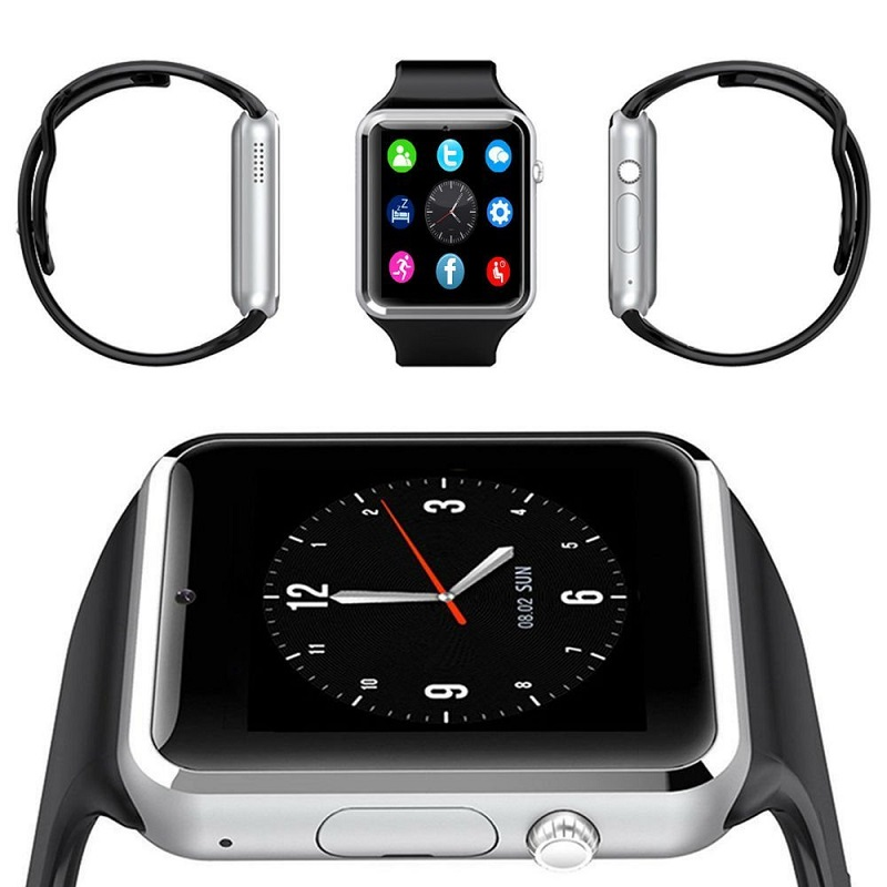 Bluetooth Smart Watch a1 WristWatch Sport Pedometer With SIM Camera Smartwatch For iphone Android Smartphone Free shipping