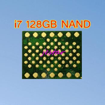 Original New U1701 Hardisk HHD NAND flash memory IC chip for iPhone 7 4 7inch 128GB