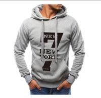 Designer Luxury Mens Hoodies New York Letter Print Design Fashion Hoodie Mens Sweatshirt Autumn Long Sleeve Sweatshirt Men Desig