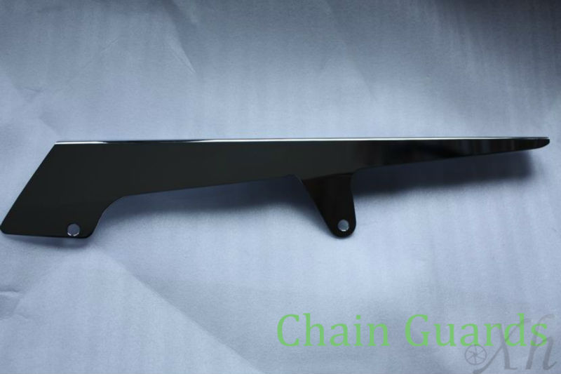 ФОТО motorcycle parts Chain Guard for Kawasaki 2000 2001 2002 2003 2004 2005  ZX12 ZX-12R CD
