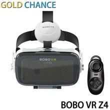 Xiaozhai Z4 BOBOVR Z4 VRกล่อง360องศา3D VRความจริงเสมือนชุดหูฟัง3Dภาพยนตร์วิดีโอเกมที่มีหูฟัง+บลูทูธควบคุม