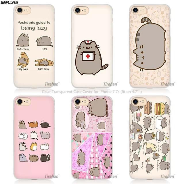 iphone 6 case pusheen