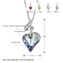 Neoglory Austrian Crystal Rhinestones Necklaces & Pendants