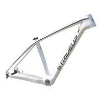 29er mtb велосипедная Рама из углеродного сплава рама для горного велосипеда аксессуары BSA каретка 15 17 дюймов UD toray t800