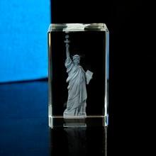 Кристиан Декор кристалл статуя свободы богини Книги по искусству Скульптура церкви Сувениры