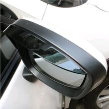 Accesorios de automóviles De Escudo Espejo Retrovisor ropa de Lluvia Espejo Retrovisor anti lluvia cubierta para honda crv cr-v 2012 2013 2014 2015 16